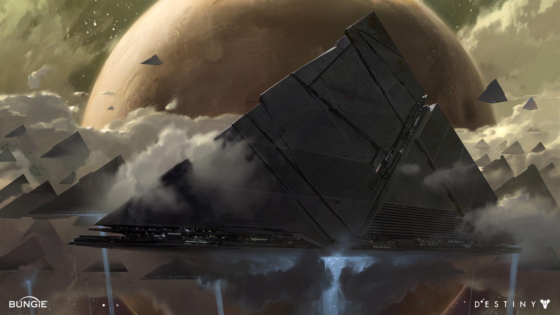 Destiny Pyramids