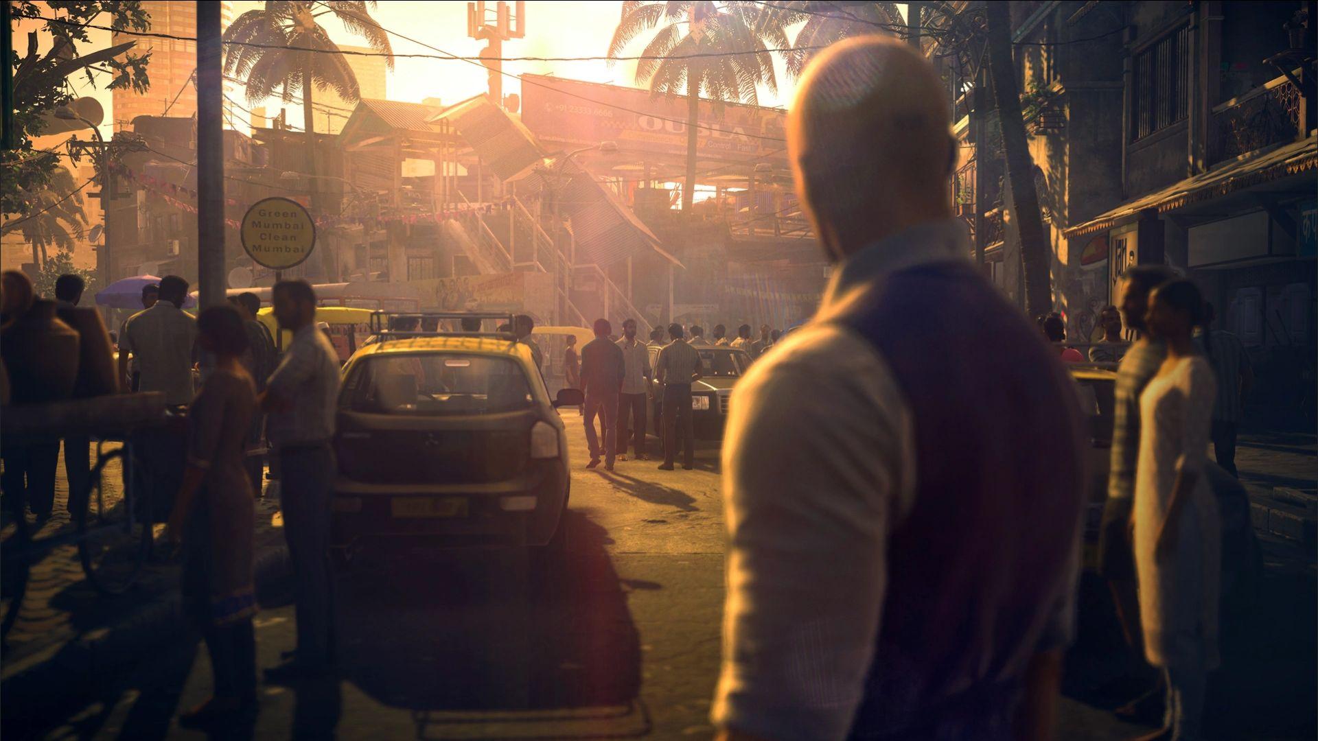 Hitman 2 - Mumbai