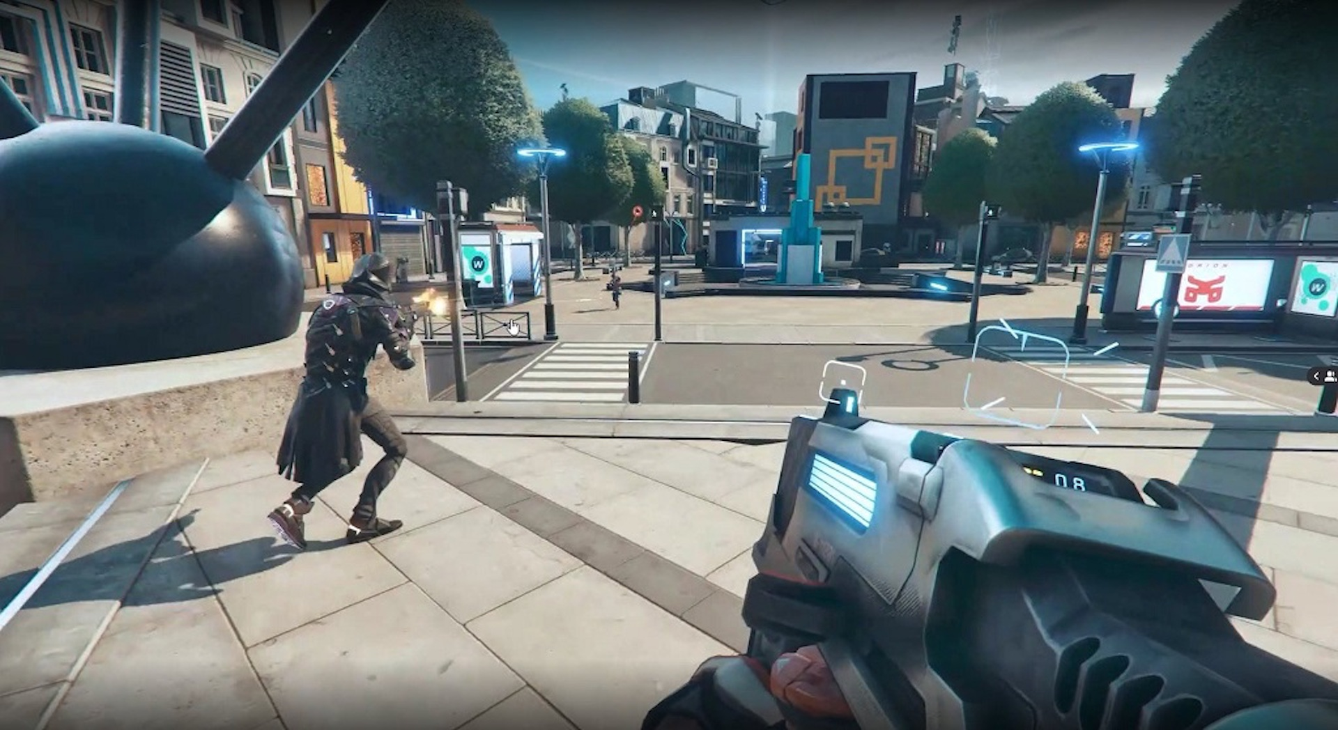 Hyper Space is a Free-to-Play Battle Royale Shooter by Ubisoft, Out in July – Rumour