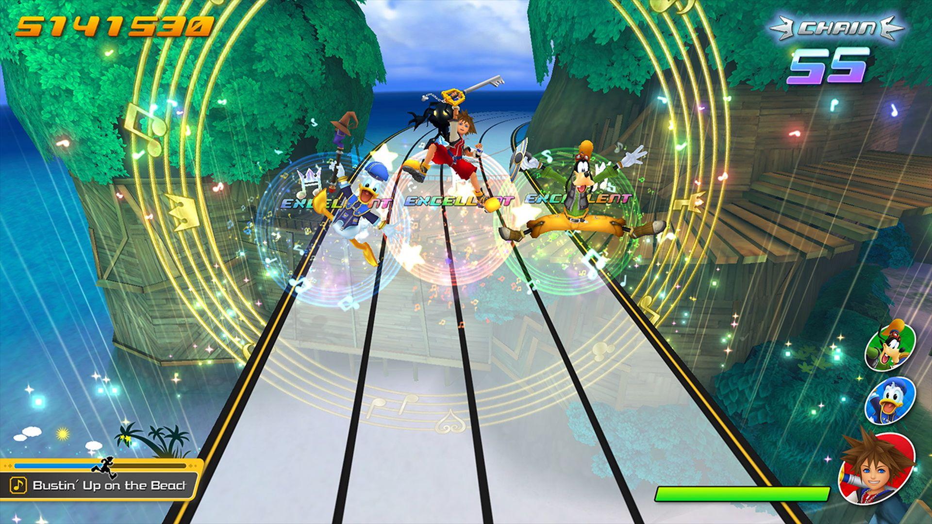 Kingdom Hearts Memory of Melody