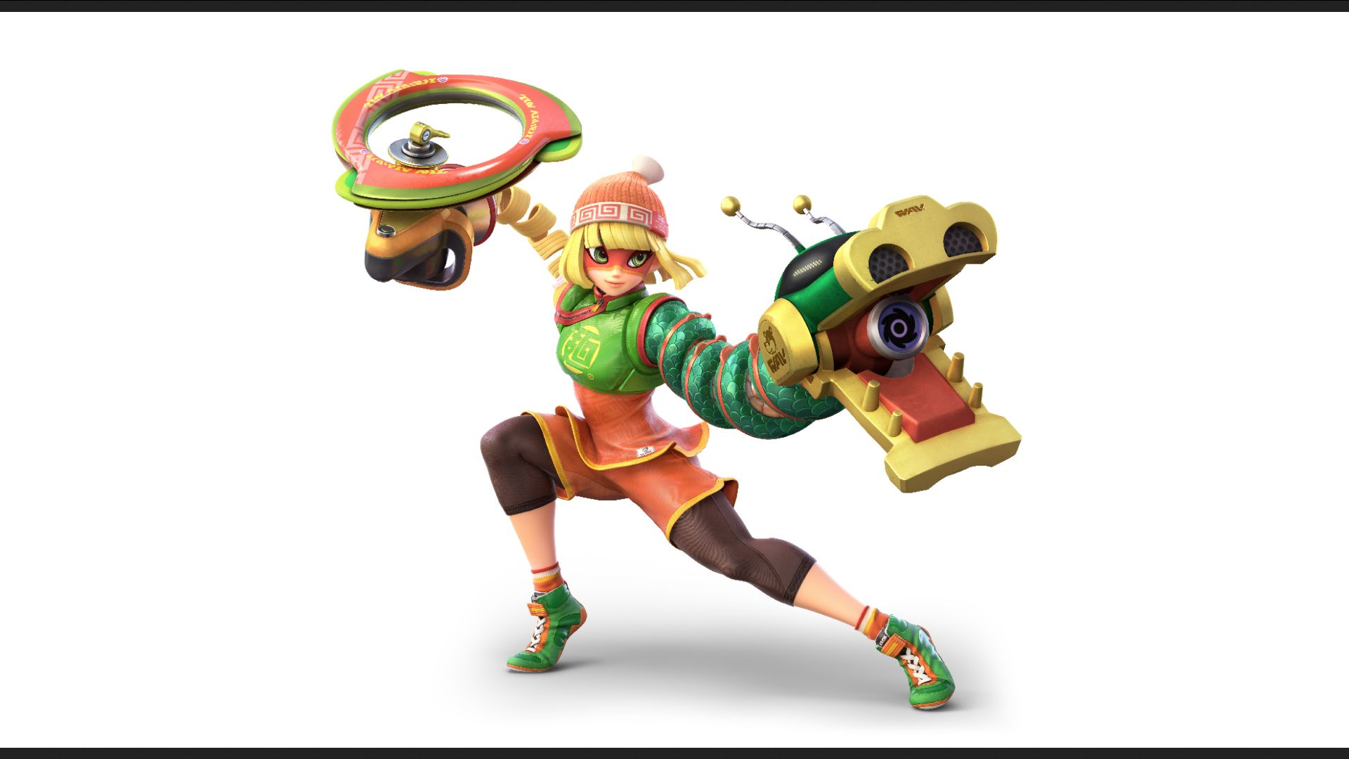 Super Smash Bros Ultimate - ARMS