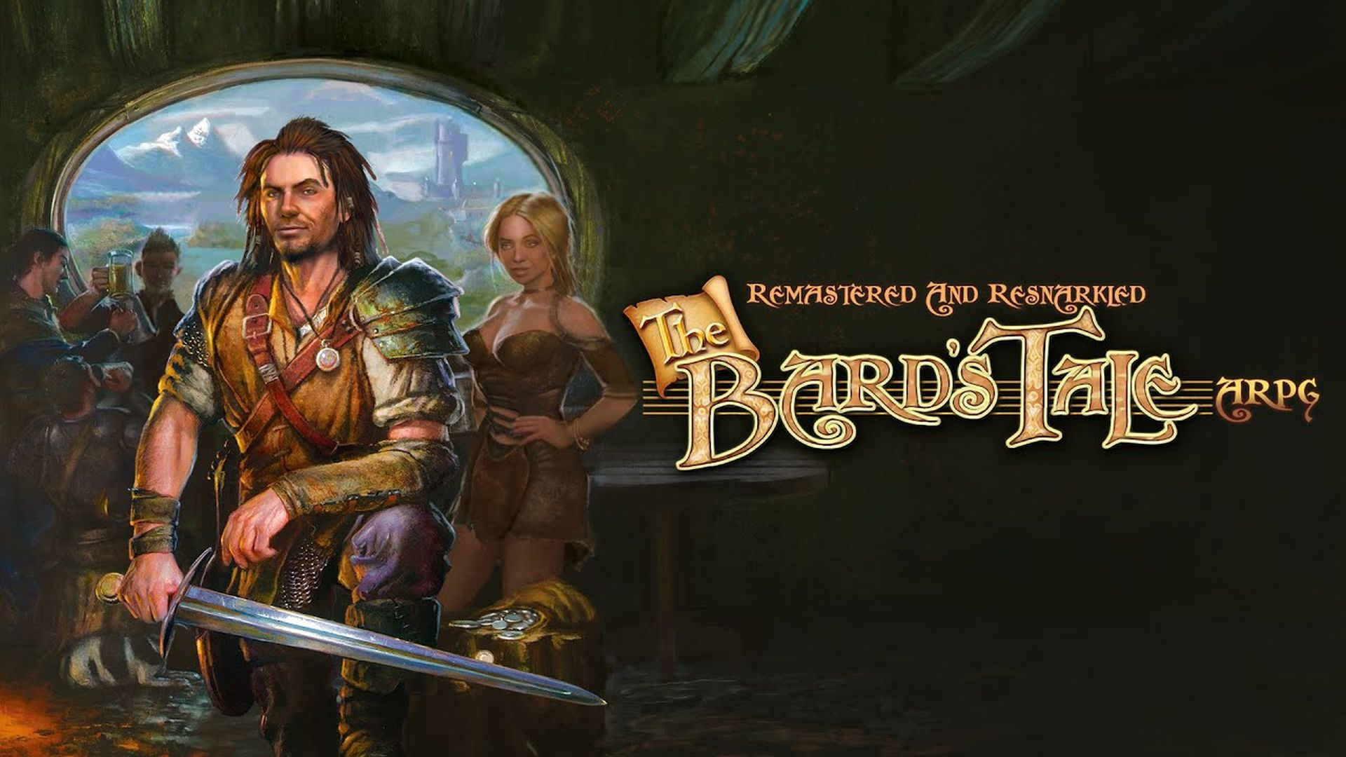 The Bard's Tale ARPG - Remastered and Resnarkled