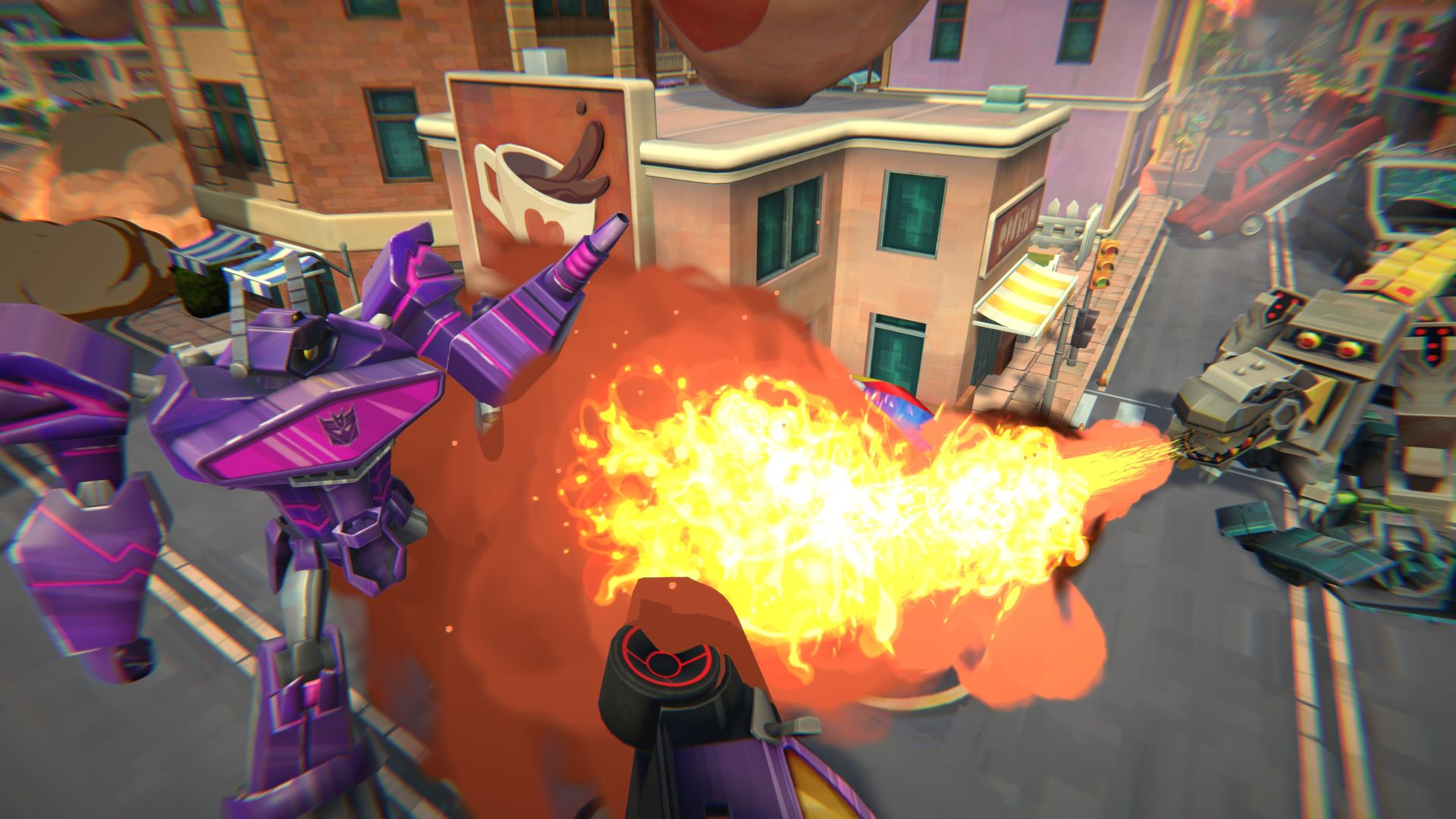 Transformers: Battlegrounds Announced, Launches on October 23rd