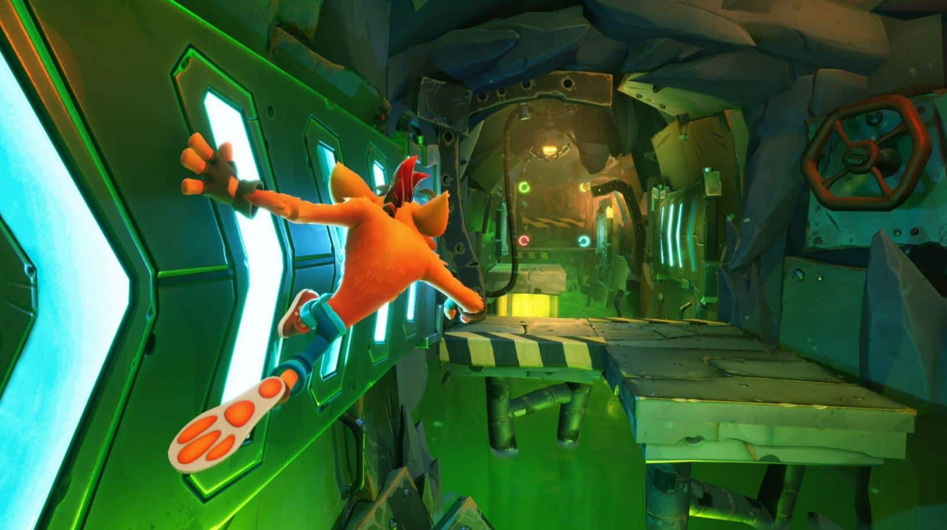 Crash Bandicoot 4: It's About Time | GLITCH REVIEW – GLITCH EFFECT