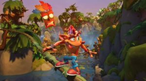 Collision Bandicoot 4: It's About Time-- Xbox Series X Version Listed by ESRB thumbnail