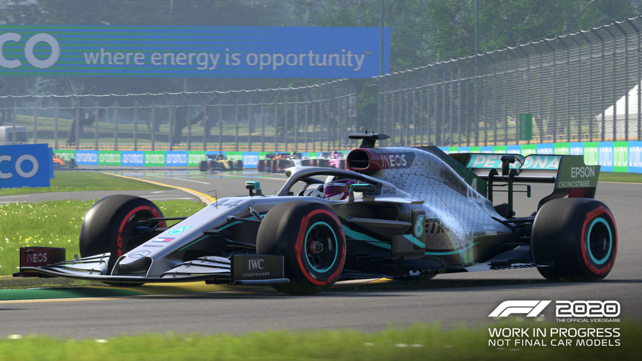 REVIEW - Playing F1 2020 create an unusual situation, especially how I had the chance to create my team to race with the car I put together...