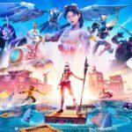 Fortnite Chapter 2 Season 3 Is Splashdown And Features DC Comics' Aquaman