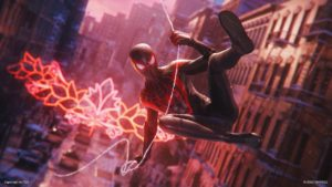 Wonder's Spider-Man: Miles Morales Flaunts Considerable New Gameplay Video thumbnail