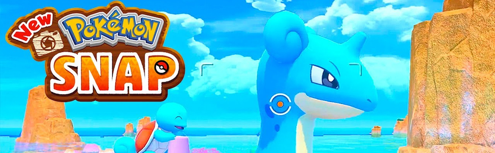 New Pokémon Snap Review – Clicks On Every Level