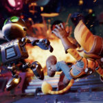 Ratchet and Clank: Rift Apart Images Proudly Show off a Very Shiny Clank