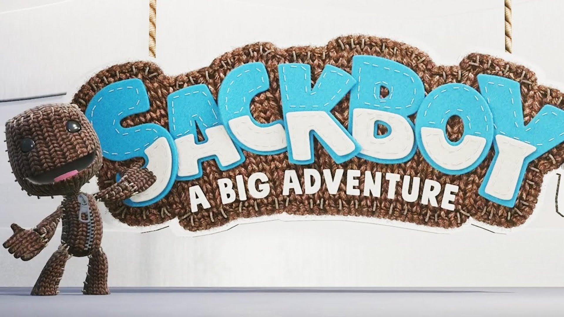 sackboy a big adventure