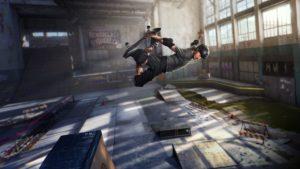 Tony Hawk's Pro Skater 1 + 2 Stockroom Trial Receives New Trailer, Out Tomorrow thumbnail