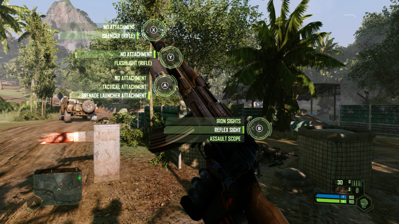 Crysis Remastered Switch 4