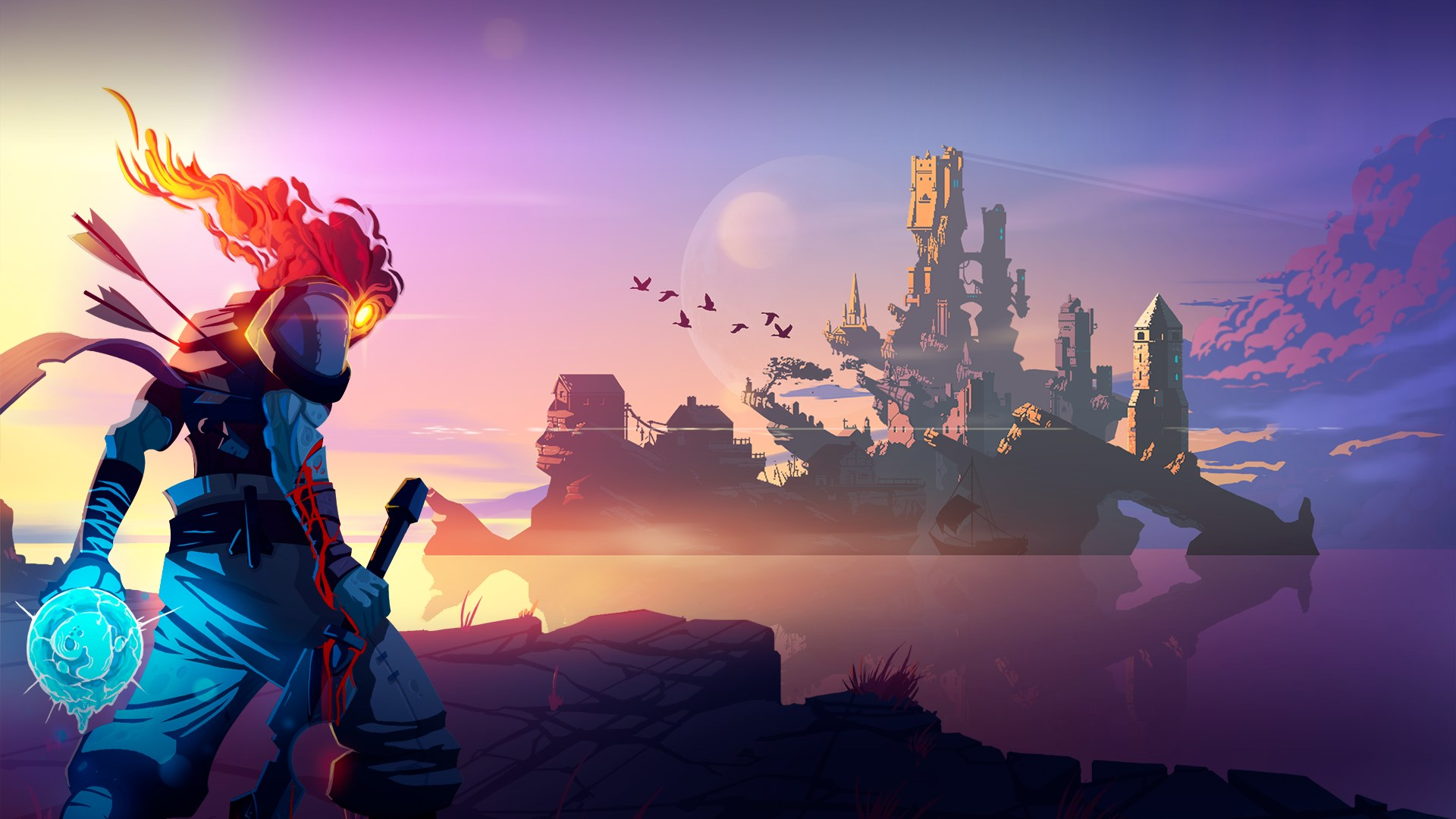 Dead Cells Update 21 is Now Available