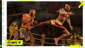 EA Sports UFC 4 Gameplay Trailer Breaks Down New Includes thumbnail