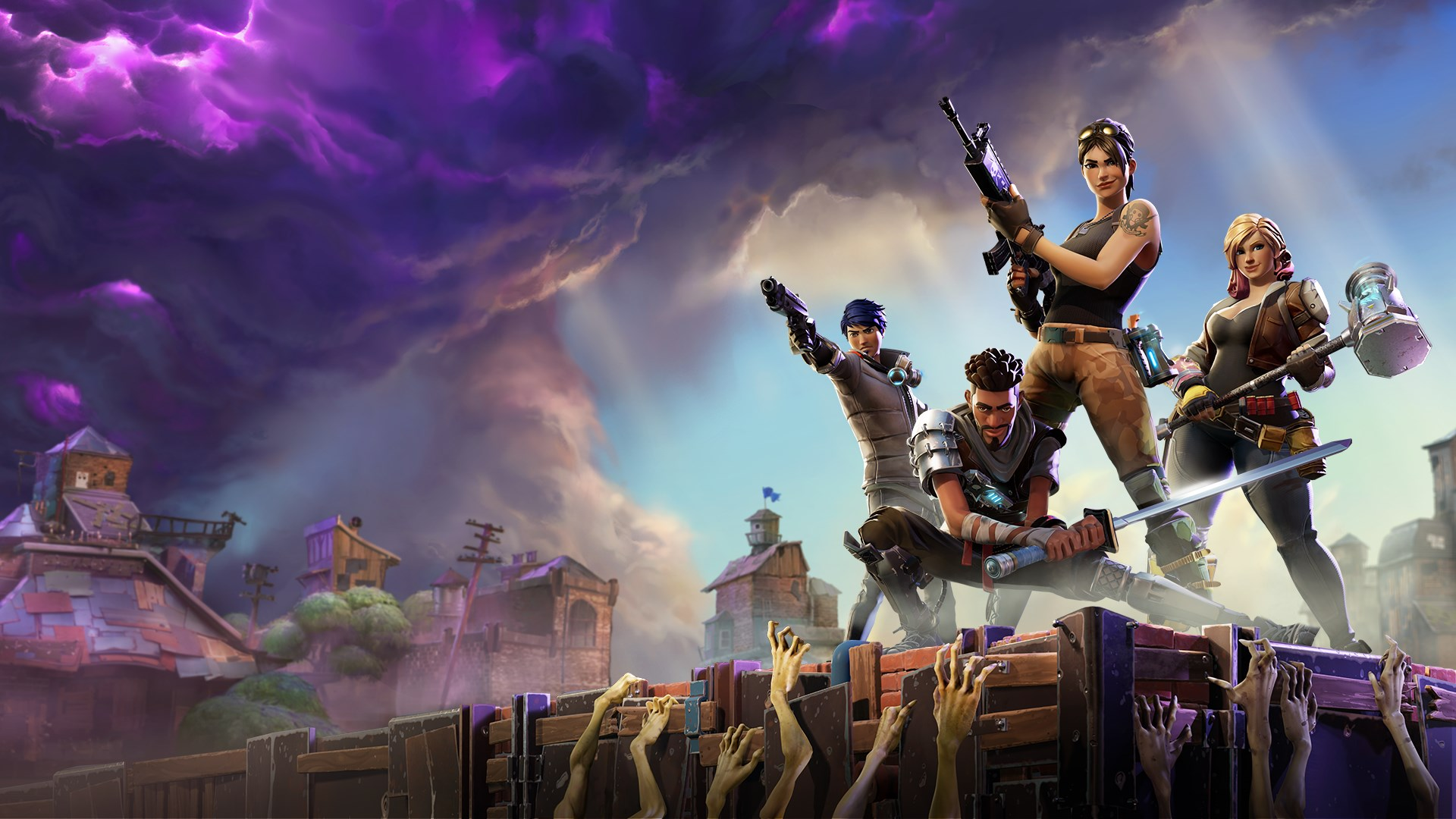 Fortnite Xbox Series X S Ps5 Improvements Include Faster Loading And 60 Fps Split Screen