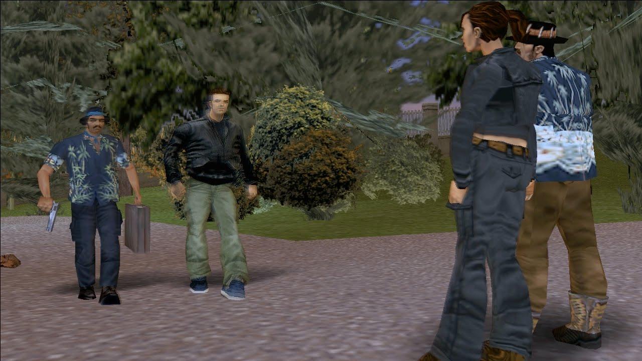 Grand Theft Auto 3 - The Exchange
