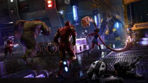 Wonder's Avengers V1.3.1 Spot Fixes Faction Missions and Bad Guy Sectors thumbnail