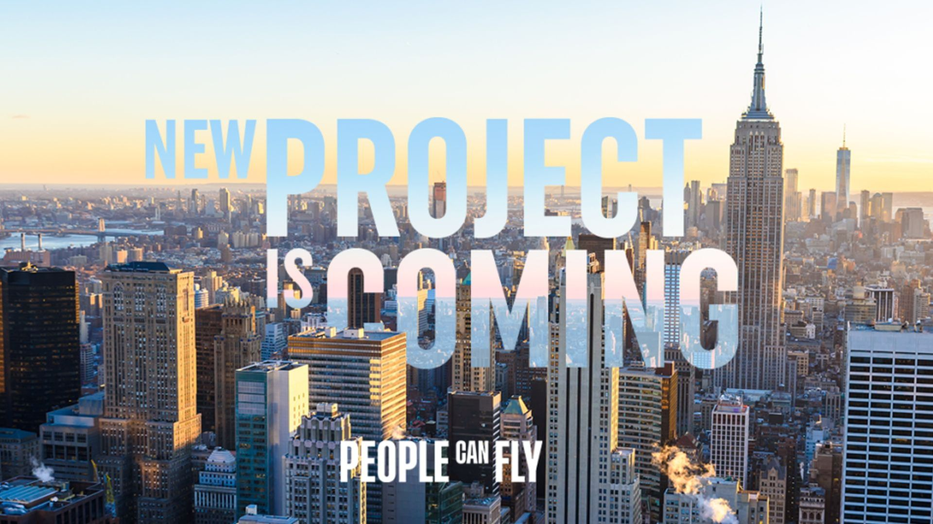 People Can Fly - New Project