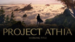 Job Athia-- Luminescent Engine's Procedural Generation Revealed in New Video Clip thumbnail