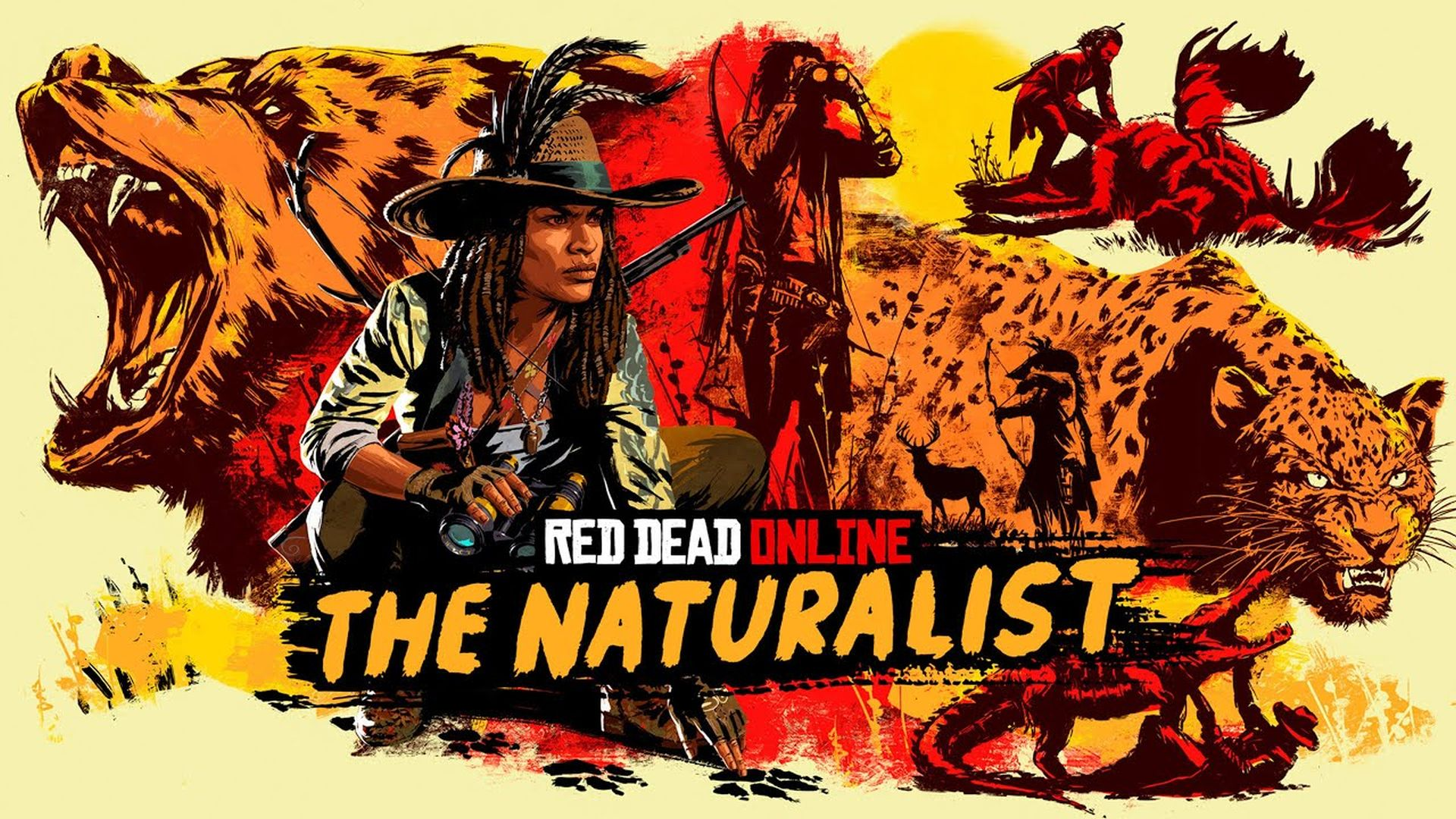 Red Dead Online - The Naturalist