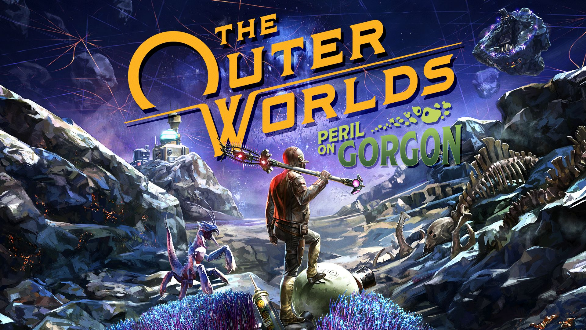 The Outer Worlds - Peril on Gorgon