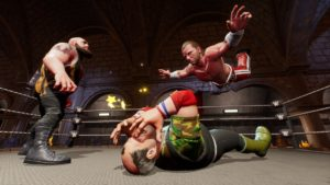 WWE 2K Battlegrounds Focuses On Legends And Commentary With Newest Trailer thumbnail