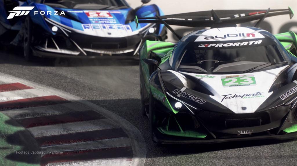 forza motorsport xbox series x