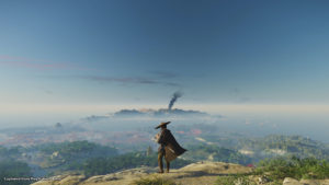 Ghost of Tsushima Tops United States Sales Graphes in July thumbnail