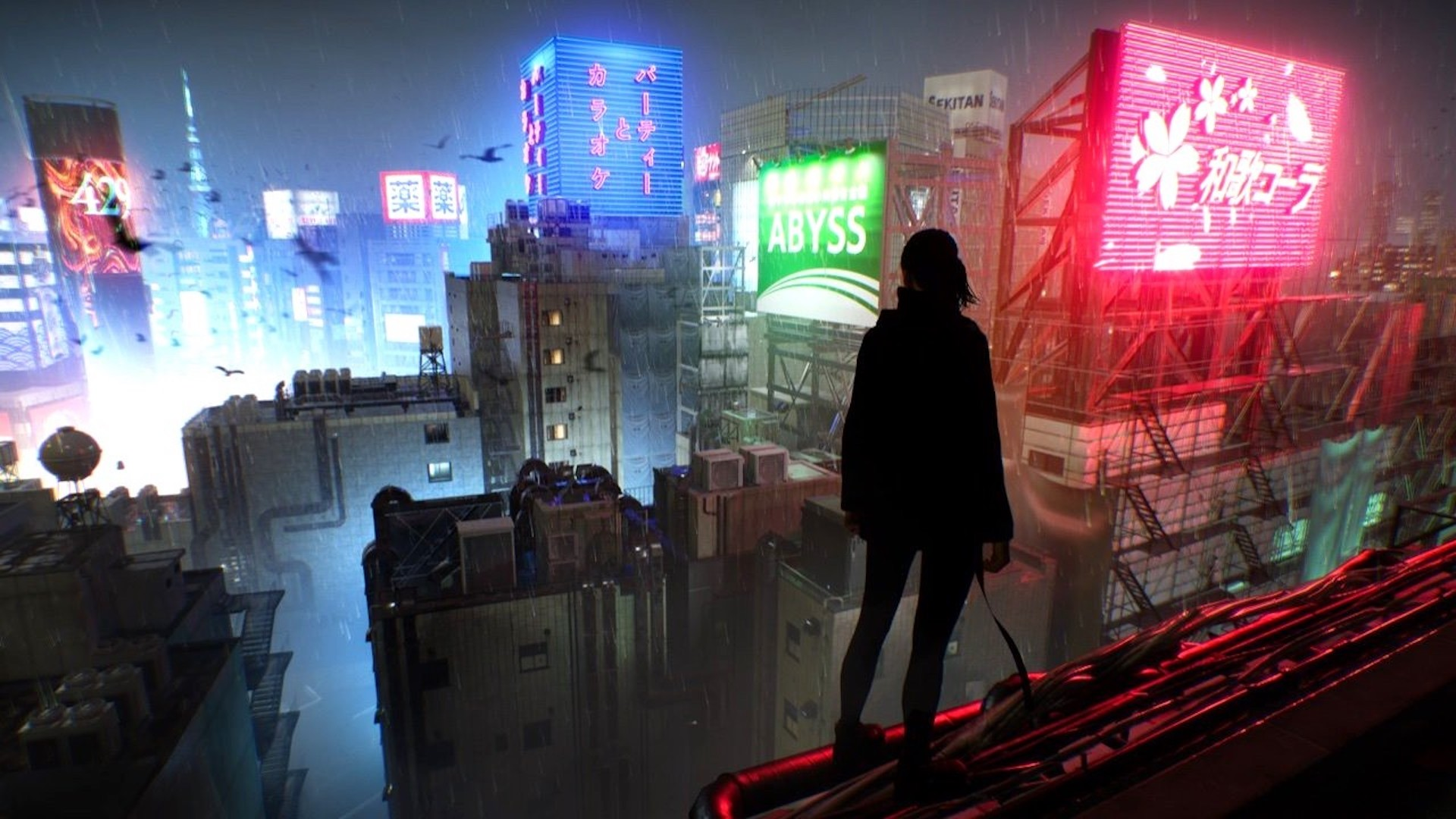 GhostWire: Tokyo Will Support Ray Looking Up on PS5 thumbnail