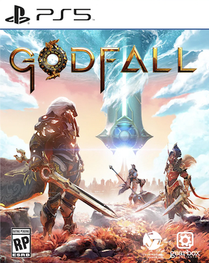 Godfall Box Art
