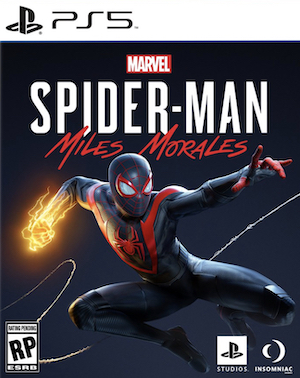 Marvel's Spider-Man: Miles Morales Box Art