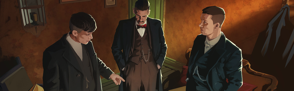 Peaky Blinders: Mastermind Interview – Story, Mechanics, Characters, and More