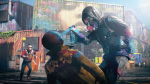 Watch Dogs: Legion-- Xbox Collection X Trailer Showcases Ray-Tracing, Improved Fidelity thumbnail