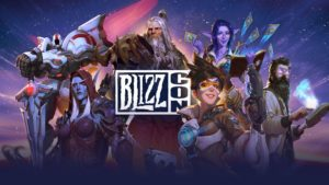 BlizzCon Online Event Reported for February 2021 thumbnail