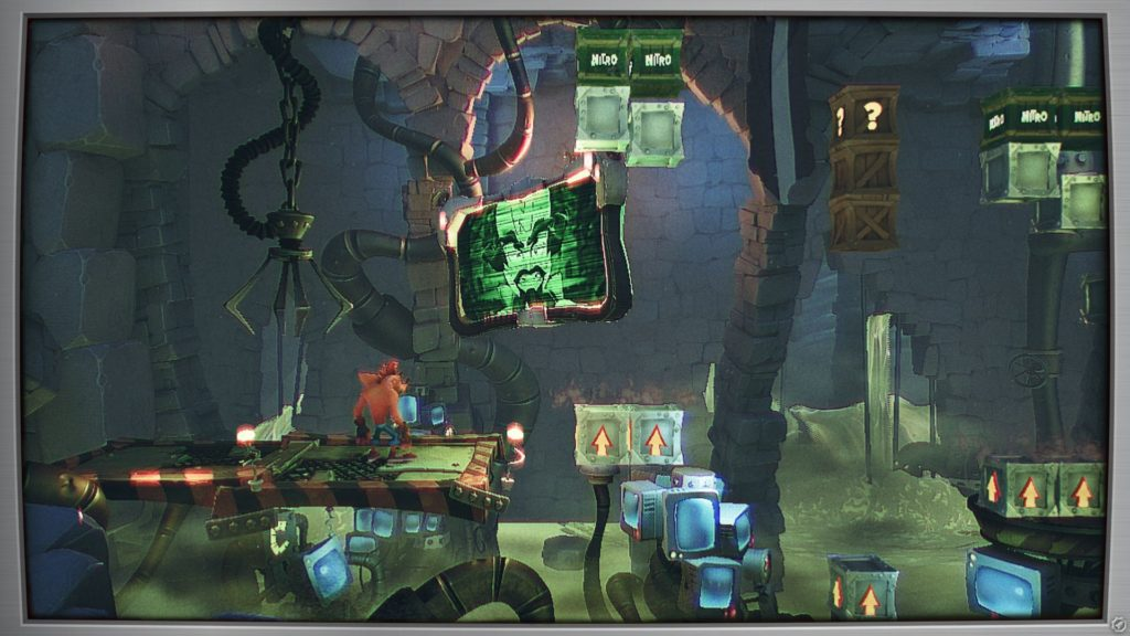 Crash Bandicoot 4 - It's About Time_Flashback