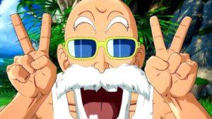 Dragon Sphere FighterZ Showcases Master Roshi Gameplay thumbnail