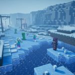 Minecraft Dungeons: Creeping Winter DLC is Now Available