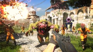 Serious Sam 4 Review – A Welcome Encounter