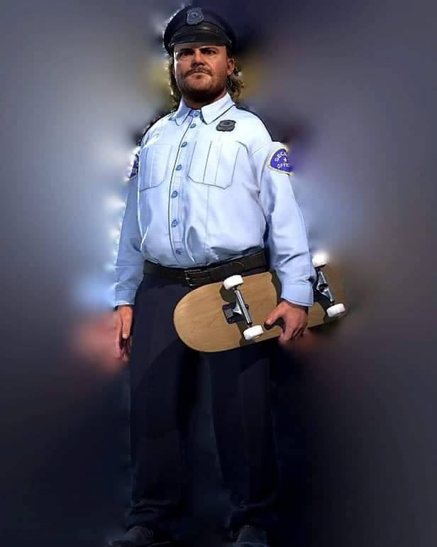 Tony Hawk Officer Dick