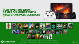 Cloud Gaming for Xbox Game Pass Ultimate Out on September 15th, Features Over 100 Gamings thumbnail
