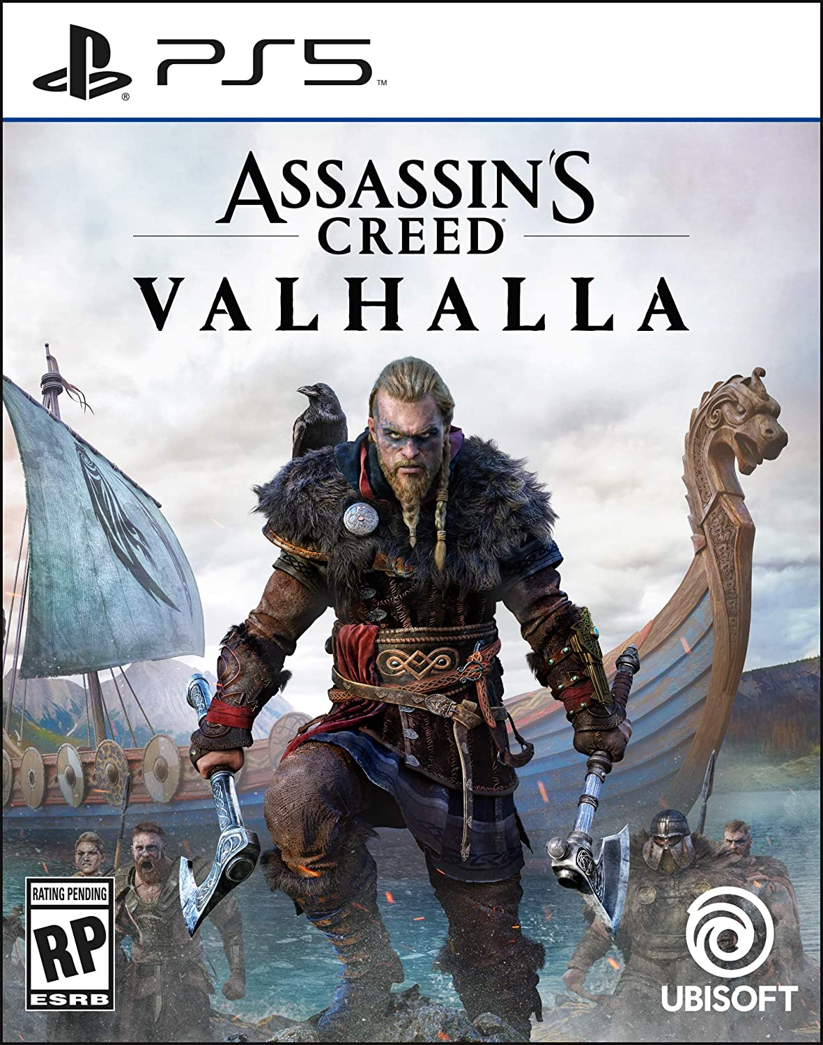 Ps5 Box Arts Emerge For Assassin S Cred Valhalla Watch Dogs Legion And Far Cry 6