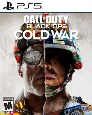Call of Duty: Black Ops Cold War Box Art