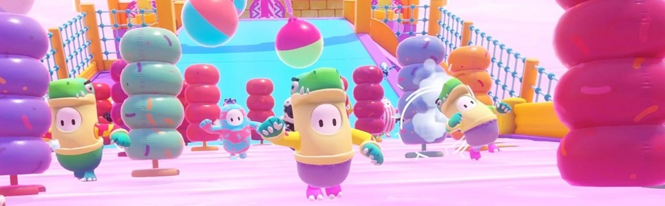 Fall Guys: Ultimate Knockout Review – Welcome to Takeshi's Castle