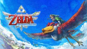 The Legend of Zelda: Skyward Sword Switch Over Detailing Pops Up On Amazon UK thumbnail
