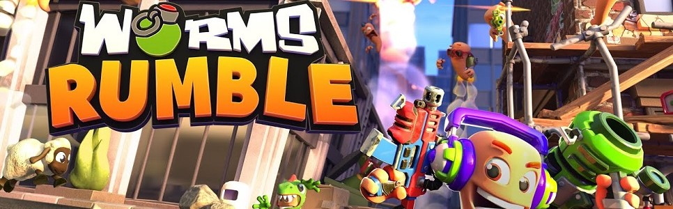 Worms Rumble Review – No Early Bird Is Getting These Worms