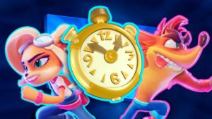Collision Bandicoot 4: It has to do with Time-- Checkpoint Race and also Cage Combination Revealed in New Video Clip thumbnail