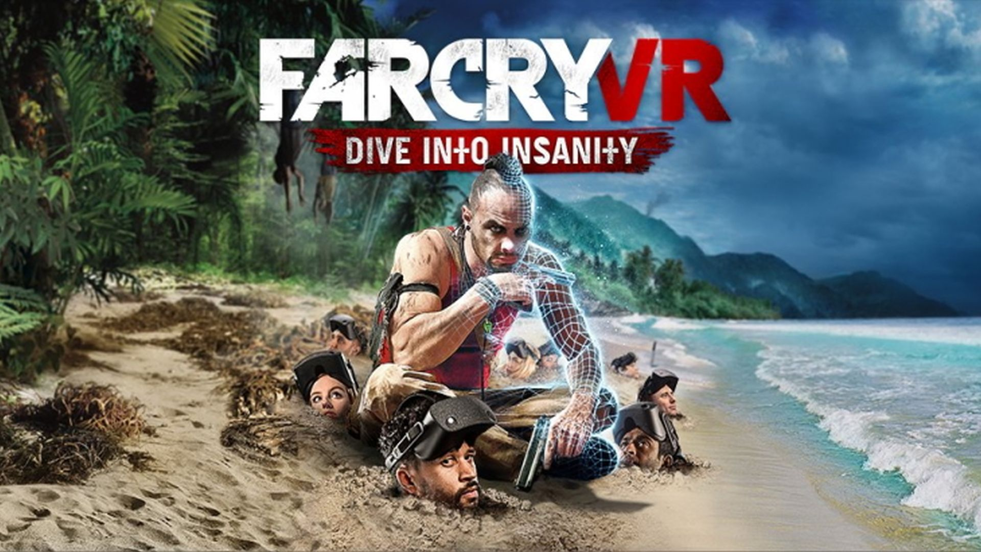 Far Cry VR Dive Into Insanity