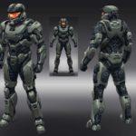 Halo Infinite_Gen 3 Mark VII Armor