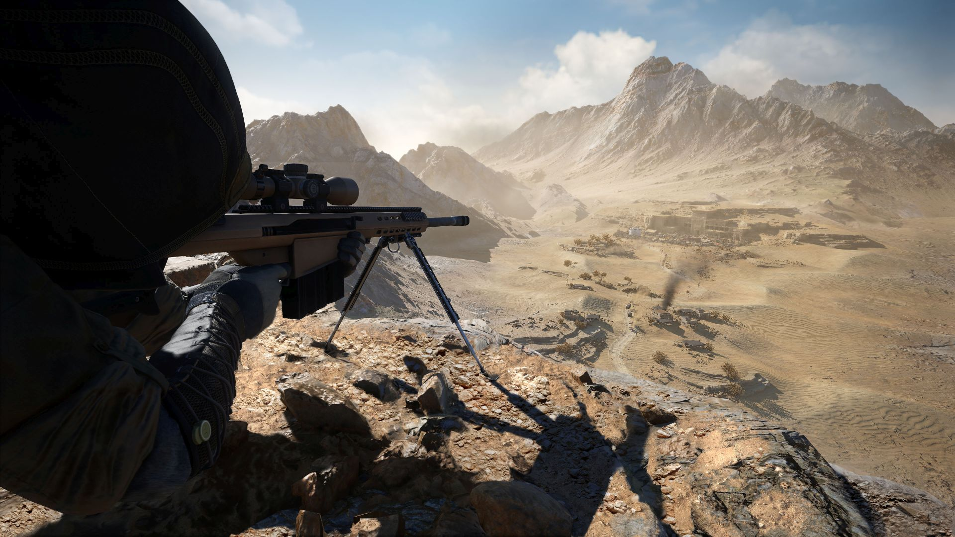 Sniper Ghost Warrior Contracts 2 Delayed To Early 2021